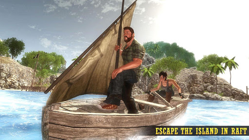 Hero Jungle Adventure - Jungle Survival Game 2020  screenshots 1
