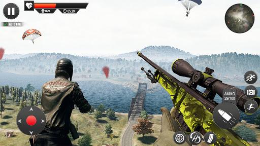 Télécharger Gratuit jeux de tir commando 2020 - pistoleta me shok apk mod screenshots 4