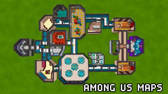 Mod Among Us Mitos Team 2