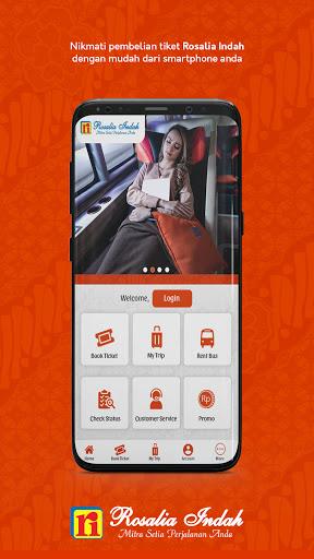 Rosalia Indah Transport  screenshots 1