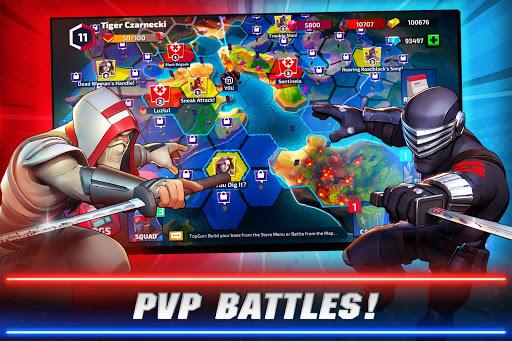 G.I. Joe: War On Cobra - PVP Strategy Battle 1.2.7 screenshots 3