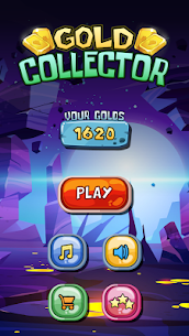 Gold Collector Mod Apk (Free Purchase) 1