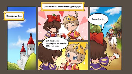 Kick the Prince: Princess Rush MOD APK 2.2.27 (Unlimited Lime) 1