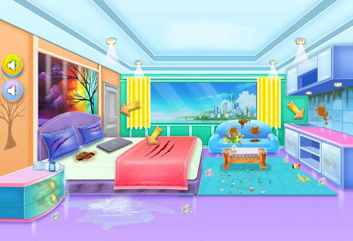 Games cleaning hotel rooms 4.0.0 screenshots 10