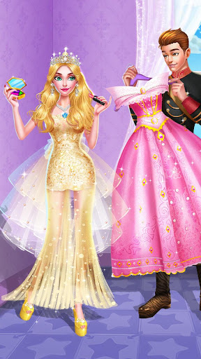 ud83dudc78ud83dudc57Sleeping Beauty Makeover - Date Dress Up  screenshots 4