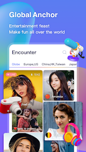 GagaHi - Live Stream & live video chat, Go live 2.9.9.1