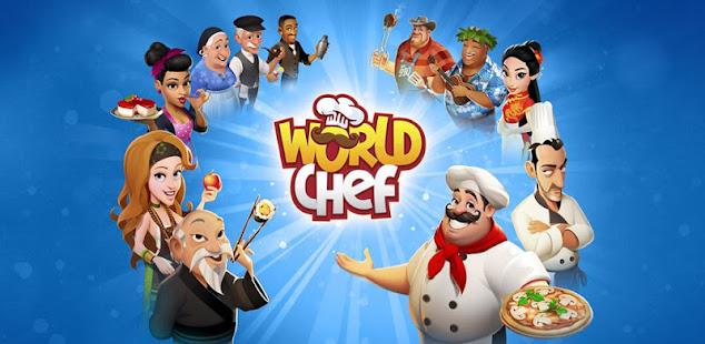 world chef 🍰🍔🍝🍓 hack