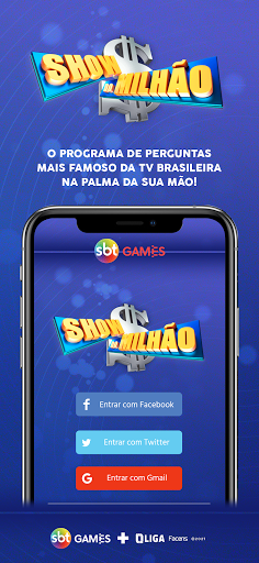 Show do Milhu00e3o - Oficial 2.5.4 screenshots 1