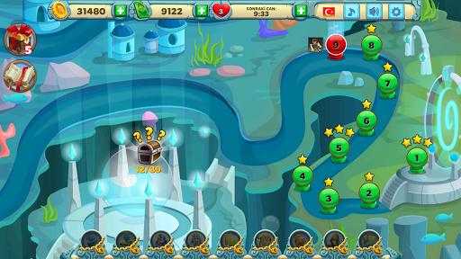 Solitaire Atlantis  screenshots 4