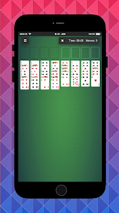 18 Solitaire card games spider freecell klondike