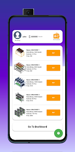 BTC Machine – Bitcoin Mining Rewards For Android 5