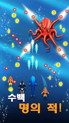Sea Invaders:アーケードシューターのおすすめ画像3