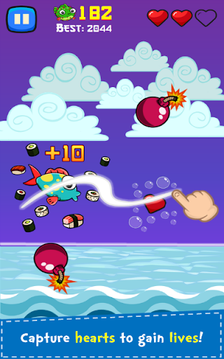 Sushi Ninja apkmr screenshots 3