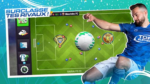 Code Triche Top Eleven 2021 : Deviens un manager de football APK MOD (Astuce) screenshots 3
