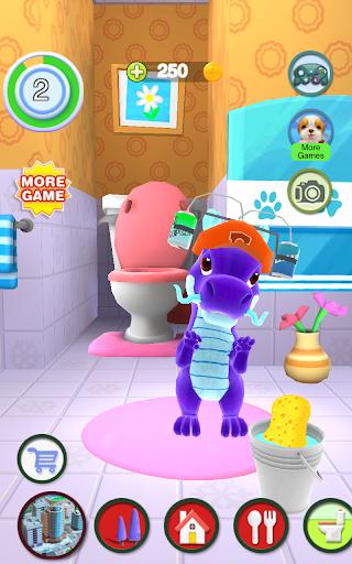 Talking Dragon modavailable screenshots 9