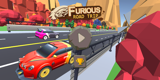 Car Endless Racing Game for Kids screenshots 2