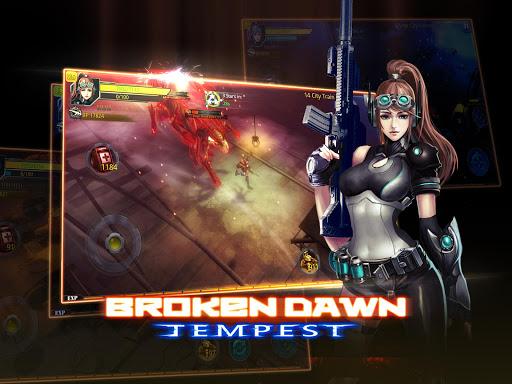 Broken Dawn:Tempest screenshots 8