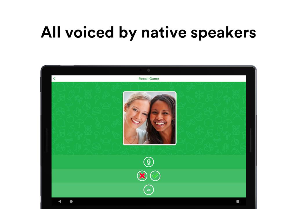 uTalk - Learn Any Language  poster 20