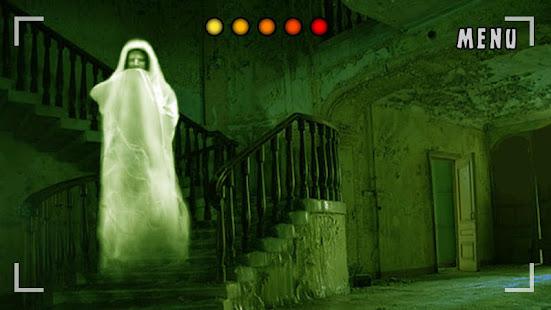 Ghost Camera Radar Joke 1.5 screenshots 2