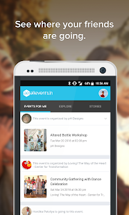 All Events in City - Discover Events On The GO