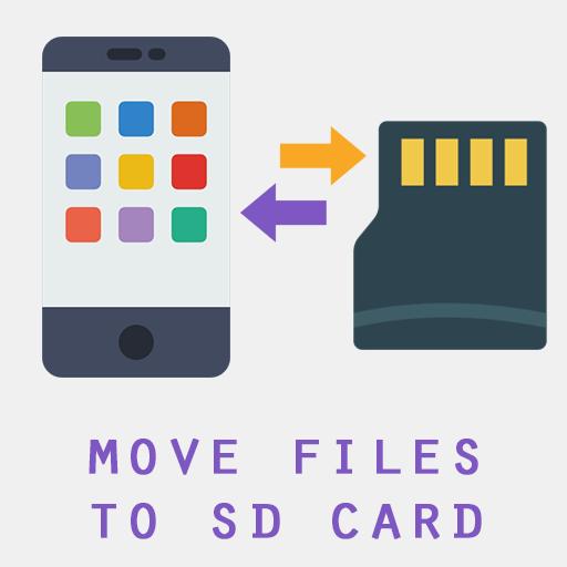 Baixar Move To SD Card : Move files to SD card para Android
