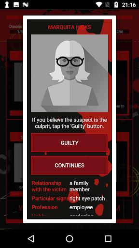 Detective Games: Crime scene investigation 1.3.4 screenshots 2