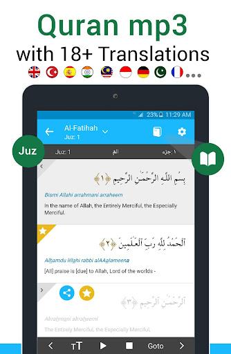 Qibla Connectu00ae Find Direction- Prayer, Azan, Quran screenshots 12