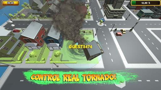 City Tornado Amazing City Storm  screenshots 9