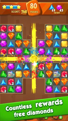Jewels Classic - Jewel Crush Legend 3.0.6 screenshots 4