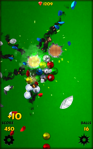 Magnet Balls PRO Free: Match-Three Physics Puzzle screenshots 16