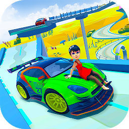 Open World Car Chase: Revival Racing Zone