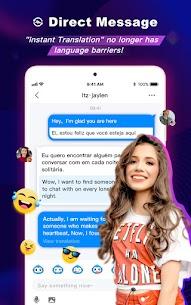 FaceCast 2.5.85 MOD APK – Make New Friends – Meet & Chat Livestream 9