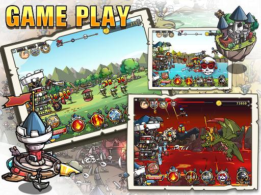 Cartoon Defense 4 android2mod screenshots 7