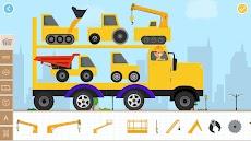 Labo 子供のためのレンガのCar2ビルドゲーム-パトカー消防車トラックの作成とレースゲームのおすすめ画像2