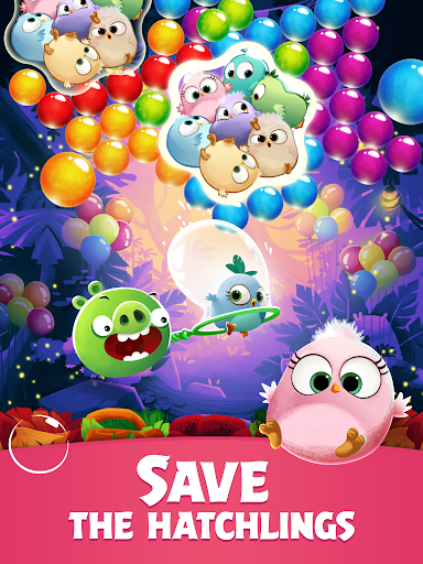 Angry Birds POP Bubble Shooter 3.92.3 screenshots 8