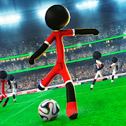 Stickman Hero Football Tournament
