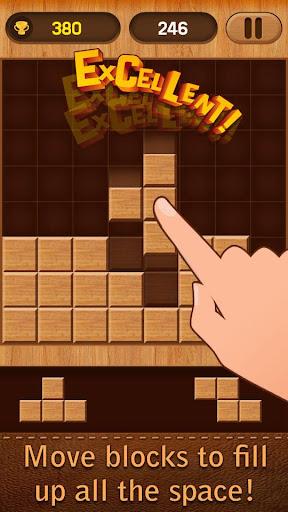 Wood Block Puzzle Play  screenshots 2