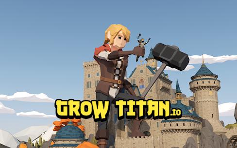 Grow Titan Mod Apk (No Skill CD/Unlimited Gold) 8