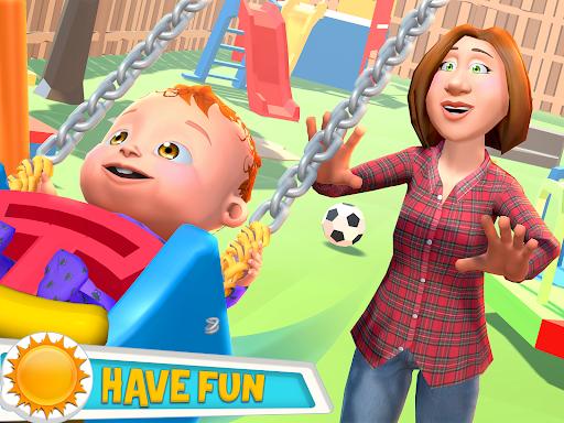 Virtual Mother Game: Family Mom Simulator  screenshots 6