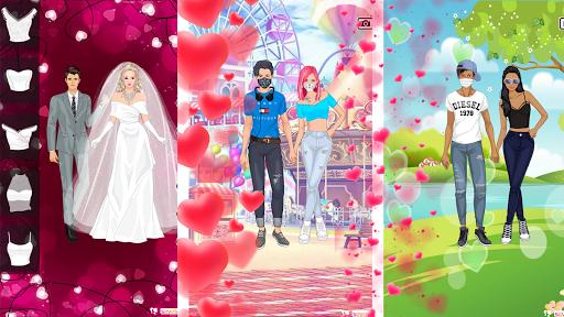 Couples Dress Up Games 25 screenshots 5