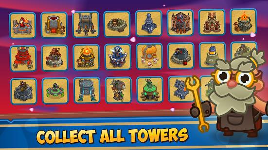 Steampunk Defense: Tower Defense Unlimited Money