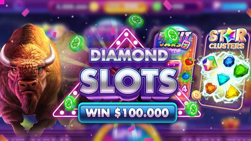 Diamond Slots apktreat screenshots 1
