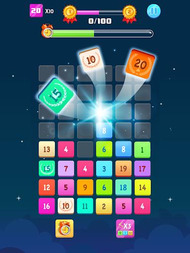 Number Blocks - Merge Puzzle 1.18.2 screenshots 7