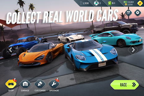 Rebel Racing Screenshot