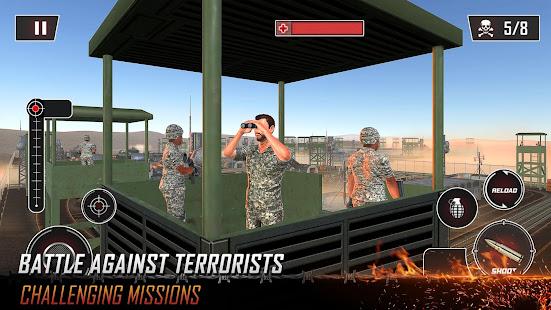 Army Sniper Shooting 2019 : New Shooting Games 3.6 Screenshots 8