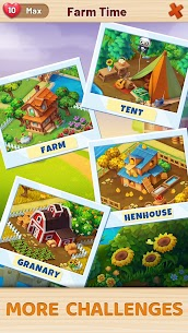 Solitaire Tripeaks – Farm Story Apk Download, NEW 2021 5