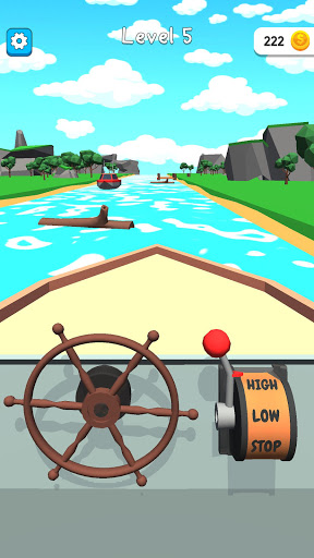 Hyper Boat modavailable screenshots 7
