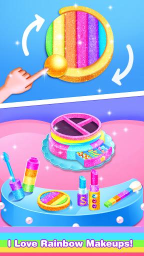 Makeup Kit Comfy Cakes - Fun Games for Girls  screenshots 2