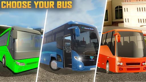 Bus Simulator: City Coach Bus driving - Bus Game screenshots 4