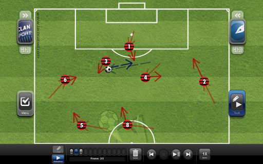 TacticalPad: Coach's Whiteboard, Sessions & Drills  Screenshots 14